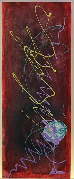 abstract - KARTIK JAIN ART