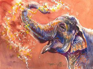 Elephant - Dusty Celebration
