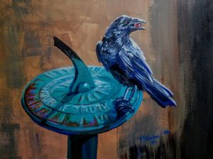 """Raven, """"In the Hour of Truth"""""""