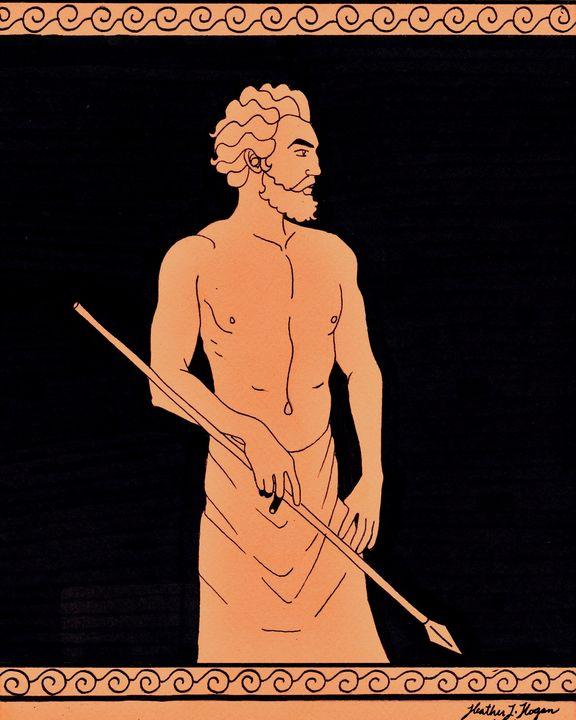 Spear - Lady Cynthiana's Art