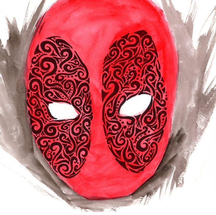 Deadpool Tribal - Primal Creatures