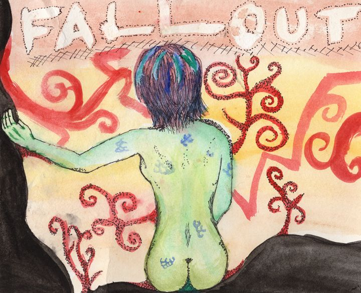 Fall out freak - Primal Creatures