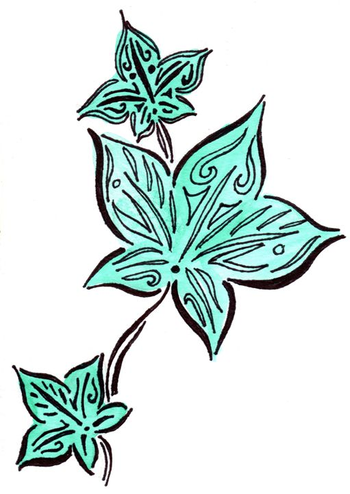 Tribal Ivy - Primal Creatures