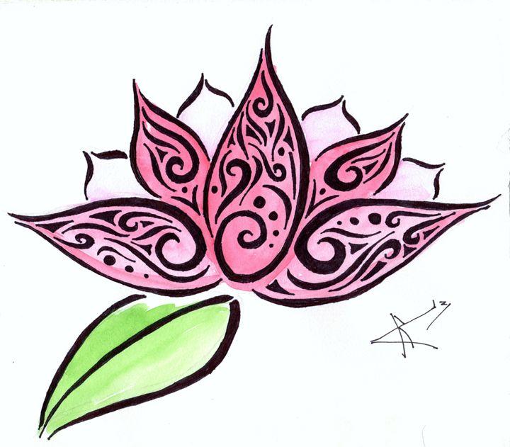 Tribal Lotus - Primal Creatures