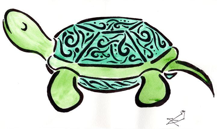 Tribal Turtle - Primal Creatures