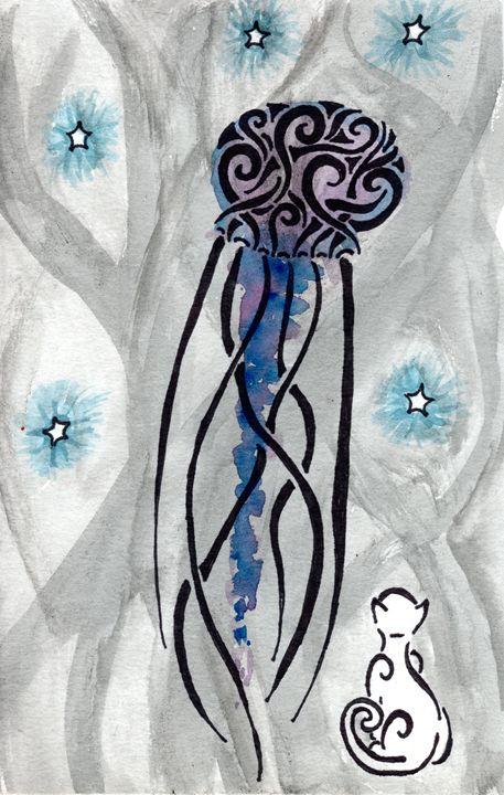 Celestial sea nettle - Primal Creatures