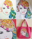 TAYLOR SWIFT Canvas Tote