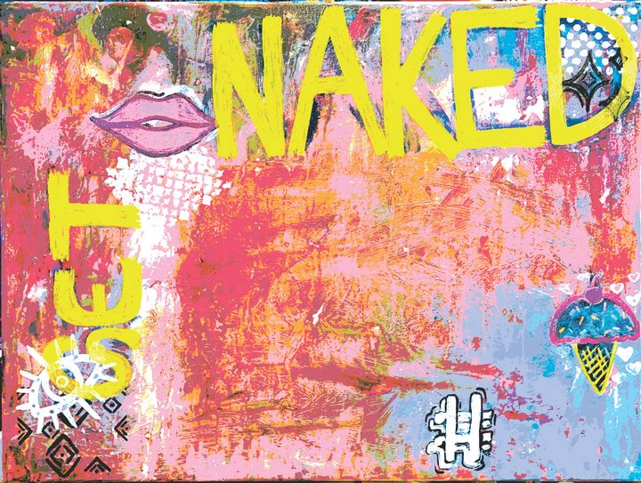 Get Naked - SA Sarah Ann