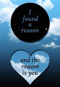 I found a reason