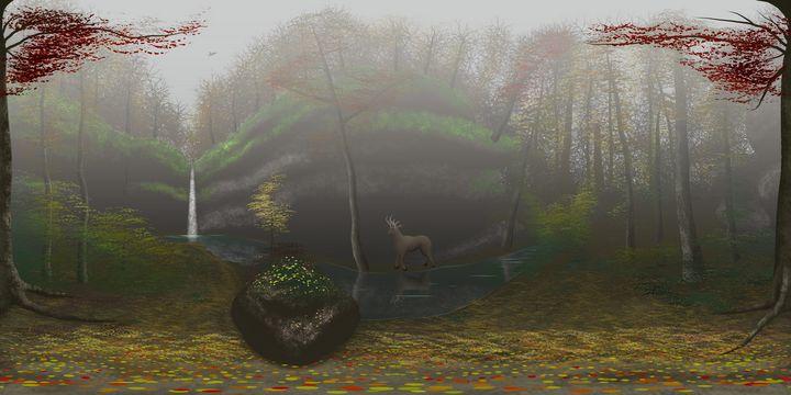 Secret Hollow - November - Soul of the Earth Art and Design
