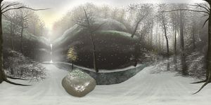 Secret Hollow - January