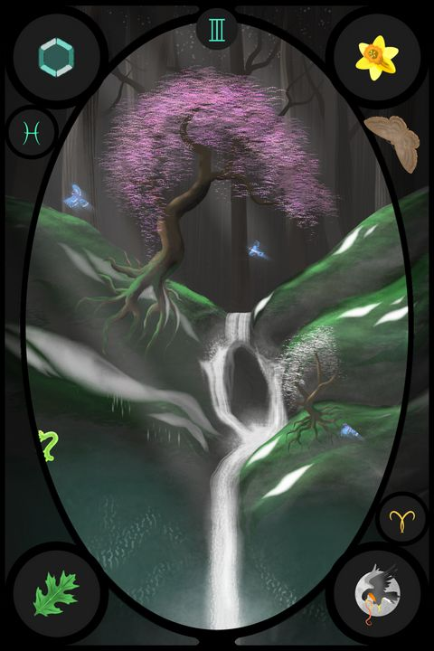 Seasons Cards - III - Soul of the Earth Art and Design