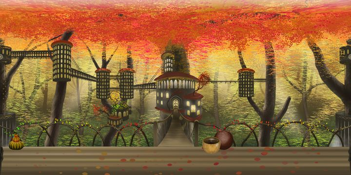 Treetop City - Soul of the Earth Art and Design