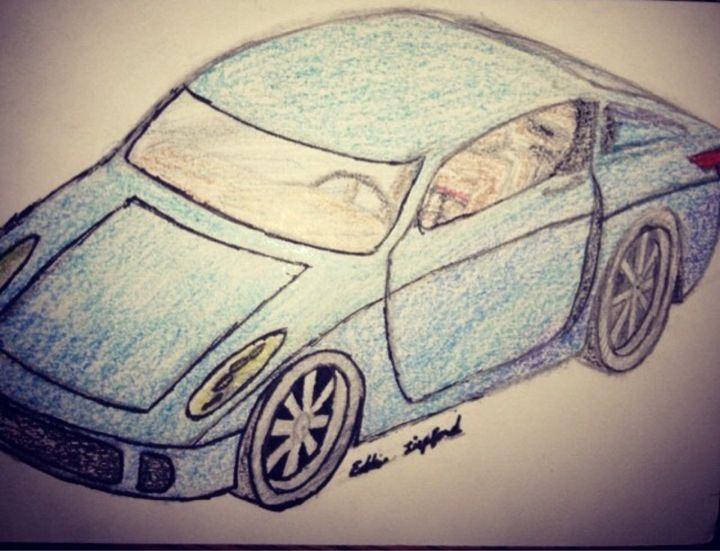 Sports car - Eddies