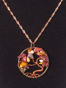 Bonsai Tree Necklace