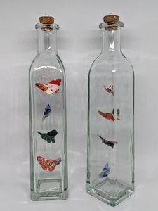Kaleidoscope of Butterflies Bottle