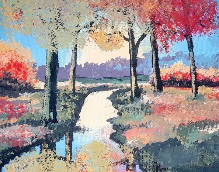 Riverside - Art by Jancel