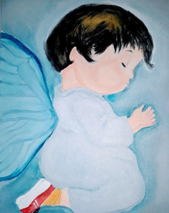 Angel - Art by Jancel