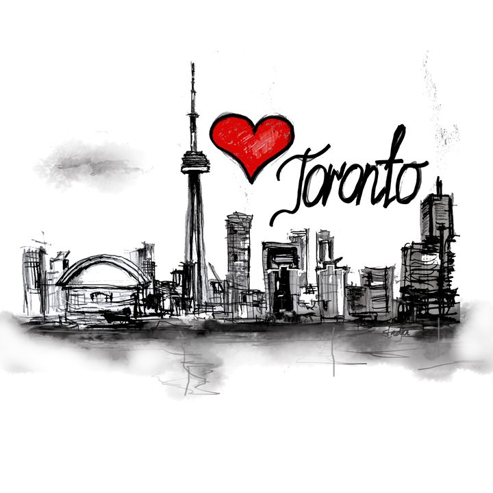 I love Toronto - My World
