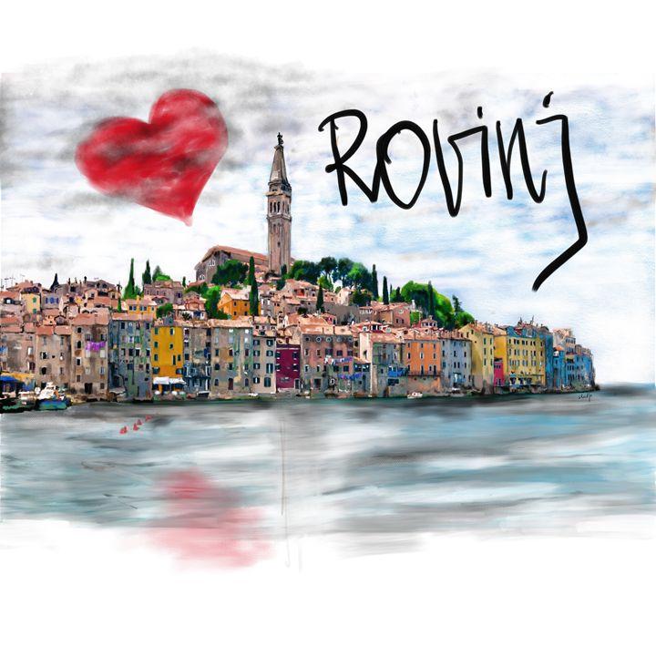i love Rovinj - My World