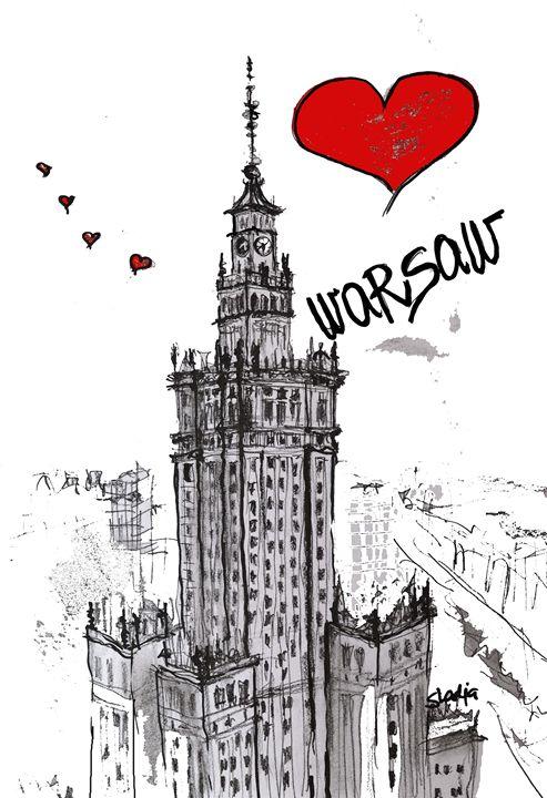 I Love Warsaw - My World