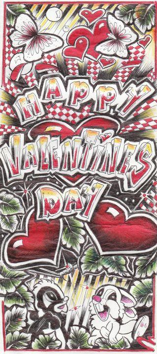 Happy Valentines Day - 8eyespecial