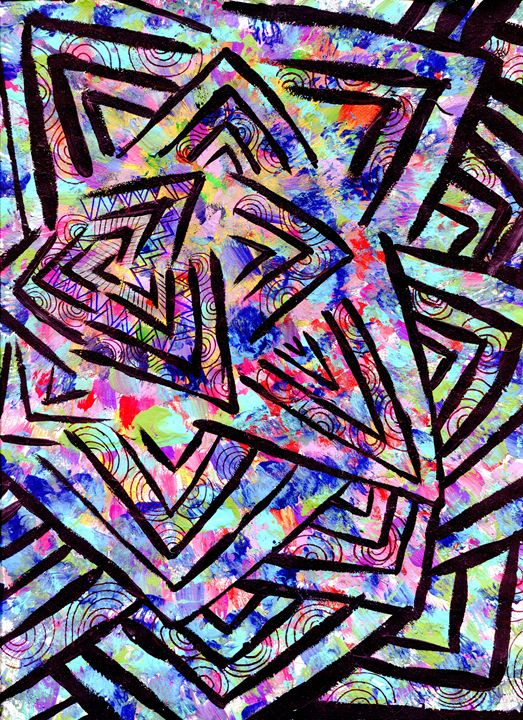 Starburst - Doodles