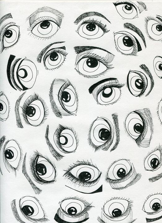 Eyes - Doodles
