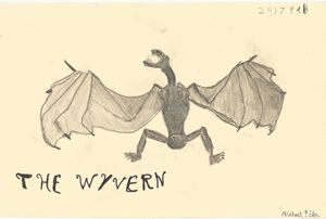 The Wyvern - Mike P's art