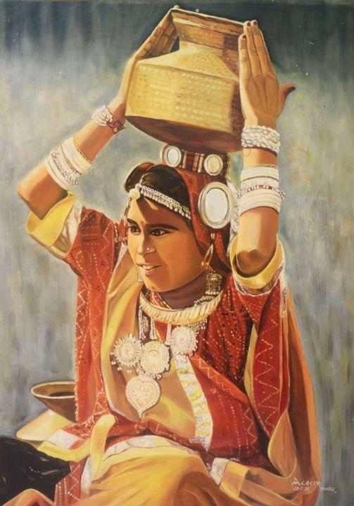 The Culture of Rajasthan - Kalyan Arts