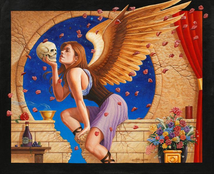 Angel of Seduction - FreshArt