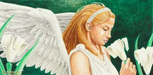 Guardian Angel - FreshArt