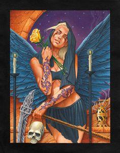 Angel of Death - FreshArt