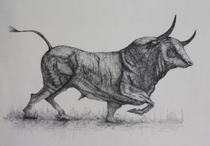 Bull (German ink)
