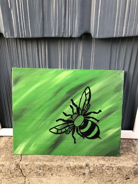Green Bee - JK Carpentry & Crafts