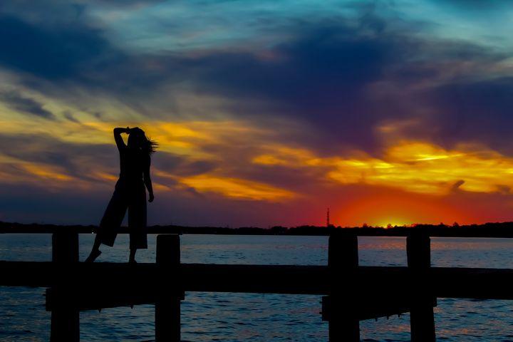 Sunset - Marley D'Anton