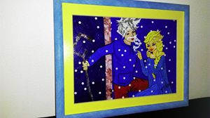 jack frost and Elza