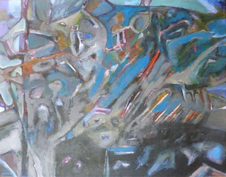 Wild Blue Yonder - Scott A. Spencer