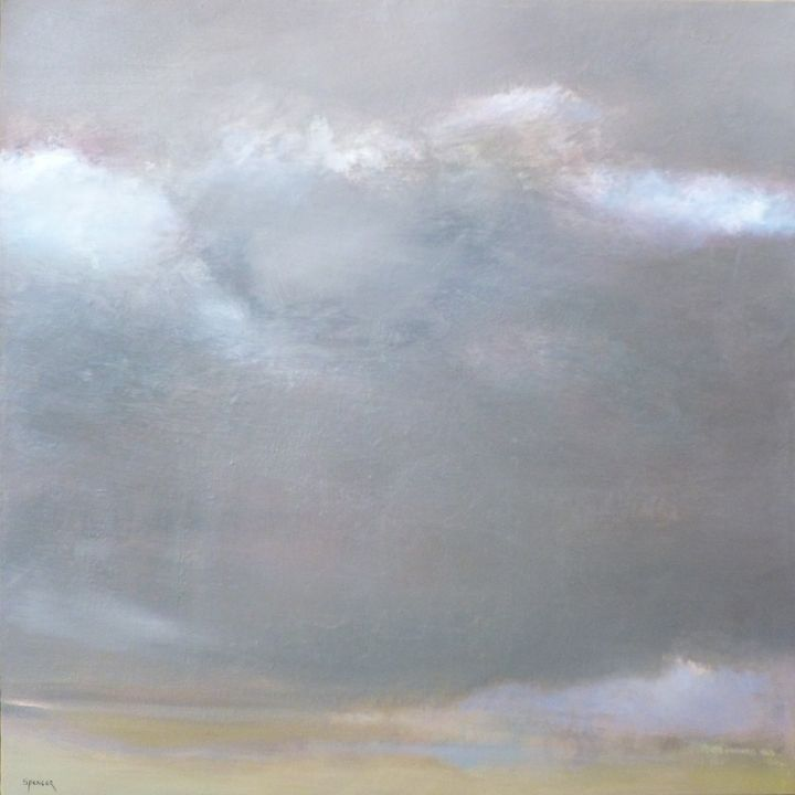 Low Lying Clouds - Scott A. Spencer