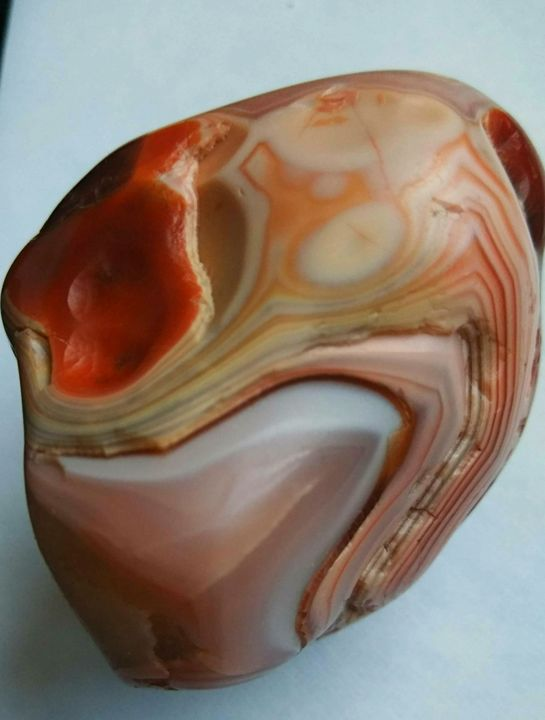Lake Superior Agate - Great Expectaions