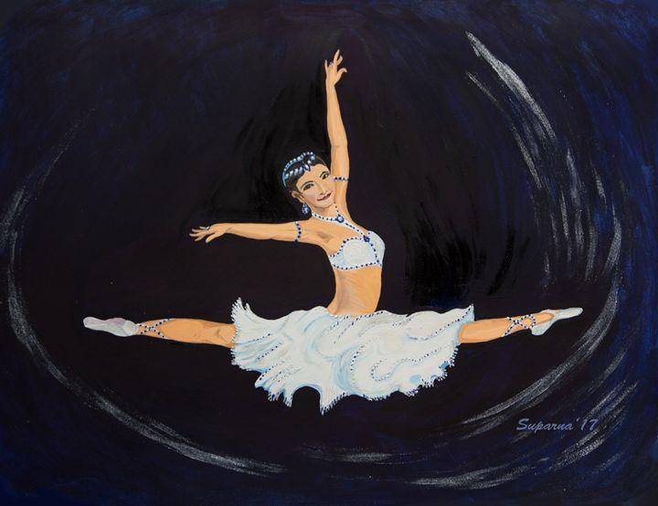 My ballerina - Suparna Mitra