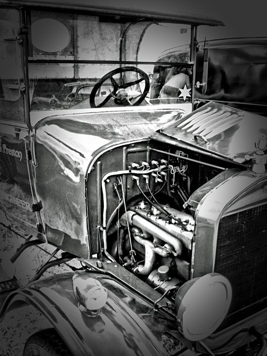 Classic Car - Brian Aldridge