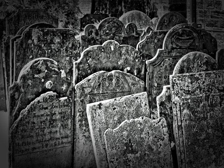 Tombstones - Brian Aldridge