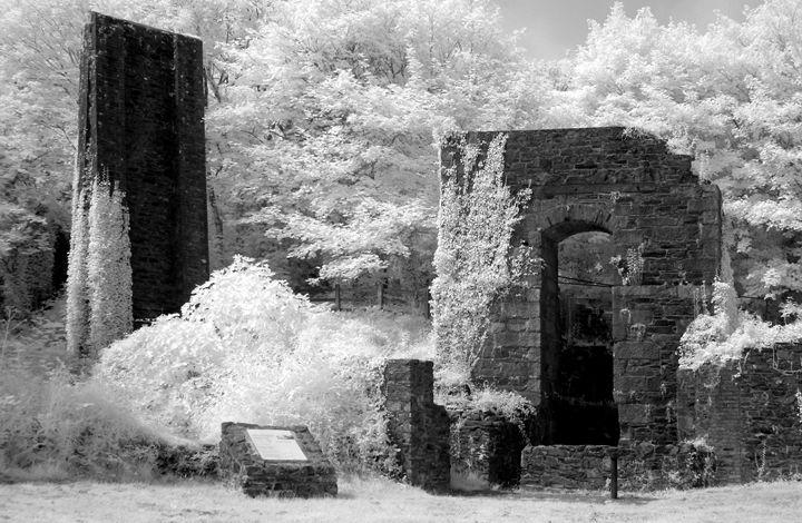 Cornish Mine - Brian Aldridge