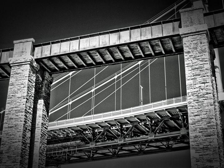 Tamar Bridge, Cornwall - Brian Aldridge