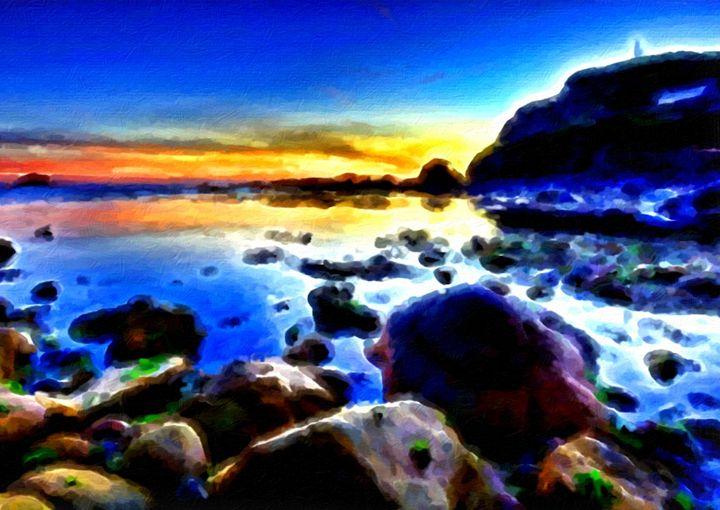 Cape Cornwall, Cornwall - Brian Aldridge