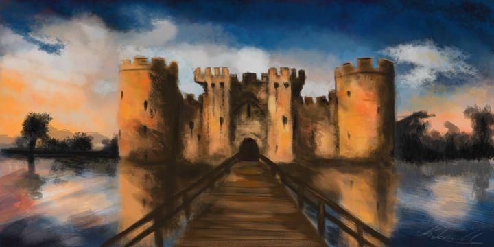 Bodium Castle - Krystal Jewitt