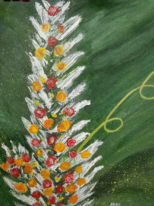 Starry Christmas - elizabeth samuel