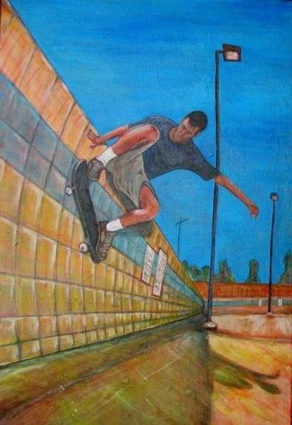 Wall Ride - Mark Brazney