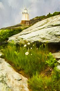 Castle Hill Lighthouse - Deborah Shupenis Photography